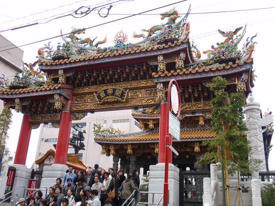 関帝廟 門.jpg